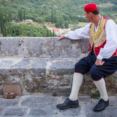 musladin folk costume